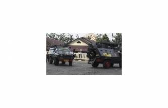 ENDONEZYA'DA OPERASYONLARDA 77 ŞÜPHELİ ÖLDÜRÜLDÜ