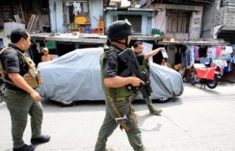 FİLİPİNLER'DE UYUŞTURUCUYLA MÜCADELEDE YAKLAŞIK 4 BİN 500 SUÇLU ÖLDÜRÜLDÜ