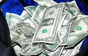 ERCAN'DAN 20 BİN 200 DOLAR VE 10 BİN TL'YLE ÇIKMAK İSTEDİ
