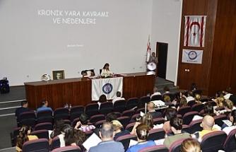 """KAMU-SEN """"CİLT VE YARA BAKIM SEMİNERİ"""" DÜZENLEDİ"""