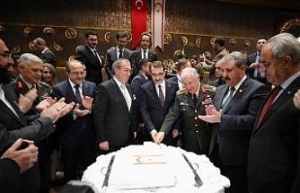 Ankara'da 15 Kasım resepsiyonu