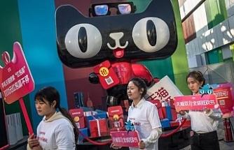 Çin'in Bekarlar Günü hasılatı 30,8 milyar dolar