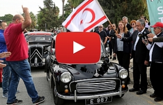 Cumhuriyet Klasik Otomobil Rallisi bugün yapılıyor