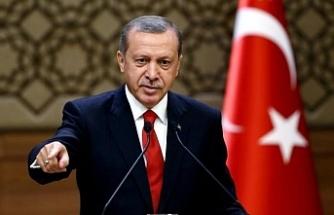 """Erdoğan: """"AİHM'in verdiği kararlar bizi bağlamaz"""""""