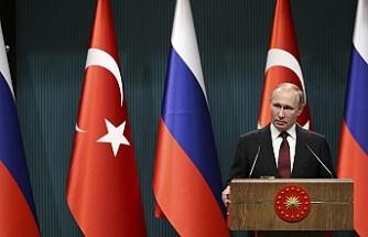Putin, Türkiye'ye gidecek