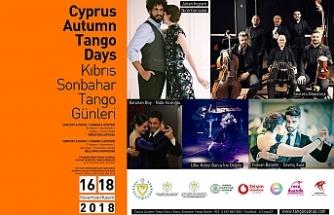 'Sonbahar Tango Günleri' Başlıyor