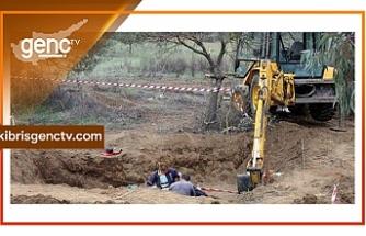Strovolo'da kayıp kazıları