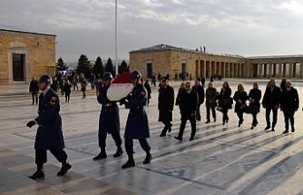 Ticaret Odası Ankara'da temaslar yapıyor