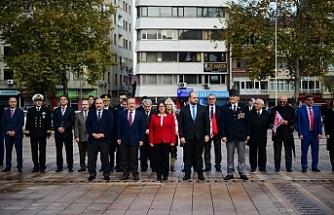 Trabzon'da 15 Kasım için tören