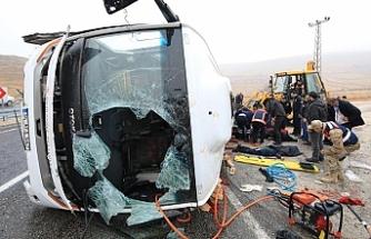 Türkiye'de korkunç kaza: 7 ölü