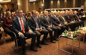 Uluçay, TÜRKPA toplantısında konuştu