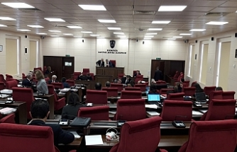 2019 Mali Yılı Bütçe Yasa Tasarısı görüşülmeye devam ediyor