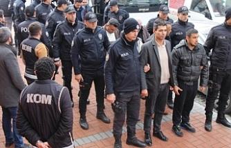 219 muvazzaf asker hakkında gözaltı kararı