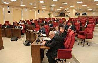 Başsavcılık 16 milyon 263 bin TL'lik bütçesi oy birliğiyle kabul edildi.