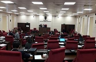 Başsavcılık 2019 bütçesi ele alındı