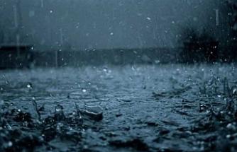 En fazla yağışı Yeşilırmak aldı