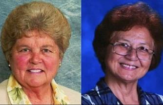 İki Katolik rahibe çaldıkları yarım milyon doları Las Vegas'ta