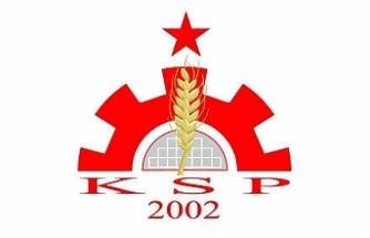 KSP: Sorunlar kurumların hiçe sayılmasından kaynaklanıyor