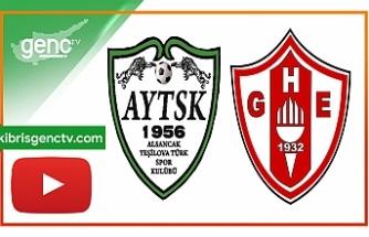 Maç Özeti…Merit A.Yeşilova-Girne Halk Evi