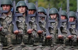 TSK'da FETÖ operasyonu: 4'ü albay 219 muvazzaf asker için gözaltı kararı