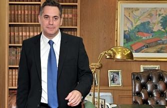 Vatandaşlar İttifakı Başkanı ile Kıbrıs sorununu görüştü