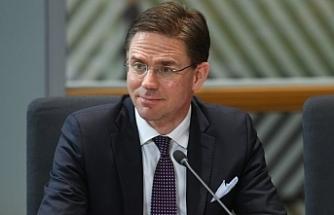 Avrupa Komisyonu Başkan Yardımcısı Güneye geliyor