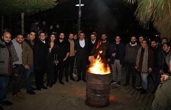 CTP'den barış ateşi etkinliği