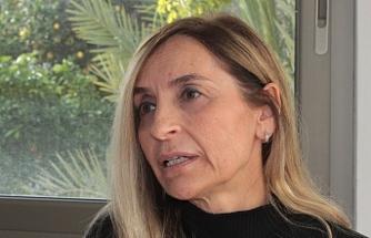 Fransa Akademik Palm Şövalye nişanı alan ilk Kıbrıslı Türk kadın