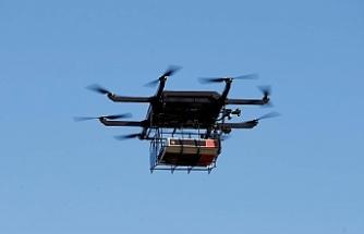 Güneyde drone ile posta hizmeti gündemde