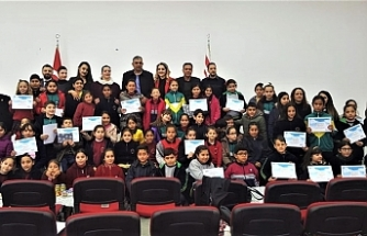 """Hayalimdeki Kütüphane ve Hayalimdeki 2019"""" konulu kompozisyon yarışması"""
