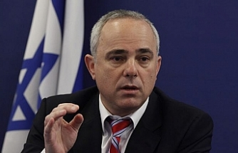 """İsrail enerji Bakanı'ndan """"East Med"""" açıklaması"""