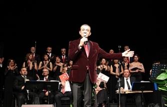 Türkiye Kömür İşletmeleri korosundan Girne'de konser