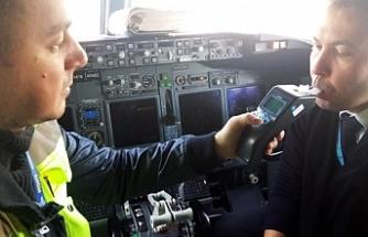 Uçaklarda alkol tarama testleri başladı