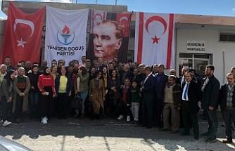 """Arıklı: """"Kıb-Tek cumhuriyeti ile mücadelede hükümete desteğimiz tamdır"""""""