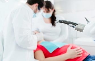 Diş eti hastalığı erken doğuma neden olabilir