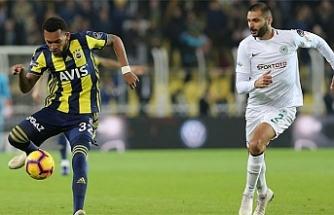 Fenerbahçe'den yine puan kaybı