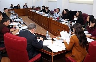 İdari Komite toplandı