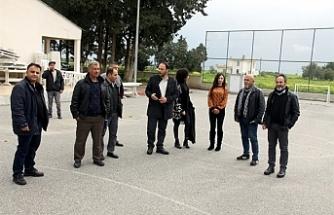 İskele Belediye Başkanı'ndan köy ziyaretleri
