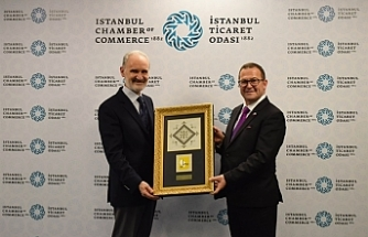 KTTO heyeti, İstanbul Ticaret Odası'nı (İTO) ziyaret etti