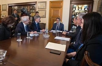 Rum Lider, Arap Ligi zirvesine katılacak