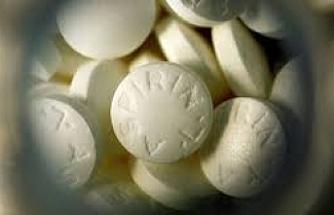 """Yüz binden fazla kişi üzerinde araştırma: """"Her gün Aspirin almak riske değmez"""""""