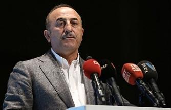 """Çavuşoğlu: """"Kabul etmemiz mümkün değil"""""""