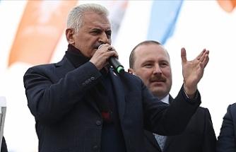 """""""Daha mutlu,huzurlu, güvenlibir İstanbul sözü veriyorum'"""""""