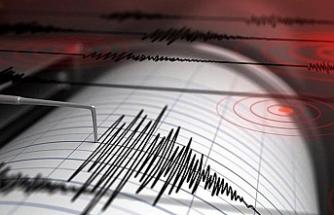 Denizli'de 4,1 şiddetinde deprem