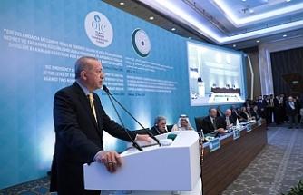 """Erdoğan: """" Yeni Zelanda saldırısı buz dağının görünen yüzüdür"""""""