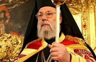 """II. Hrisostomos: """"Tanrı'nın lütfu ile kanser beni boşadı"""
