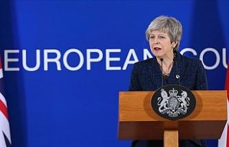 May, Brexit için yeterli desteği hala bulamadı