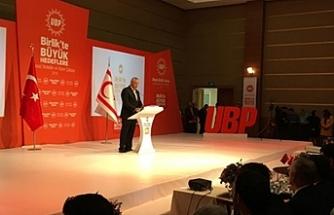 UBP'nin Girne'de gerçekleştirdiği çalıştay tamamlandı