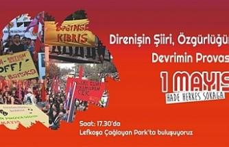 Baraka Kültür Merkezi, 1 Mayıs İşçi Bayramı'nda Çağlayan Parkı'nda etkinlik düzenleyecek