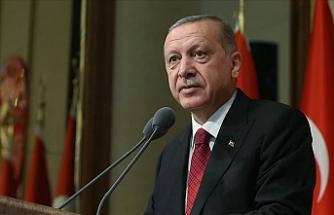 """Erdoğan: """"Sri Lanka'daki saldırı tüm insanlığa karşı yapılmıştır"""""""